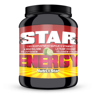 Star Energy 1 kg citrus mix
